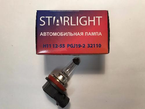 А/лампа Н11 12-55 PGJ 19-2 STARLIGHT